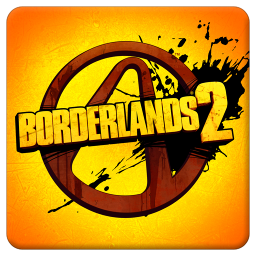 Logo for Borderlands 2