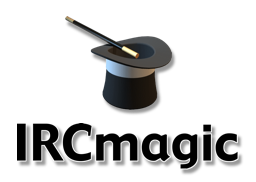 Logo for IRCmagic