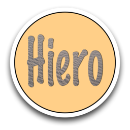 Logo for HIERO