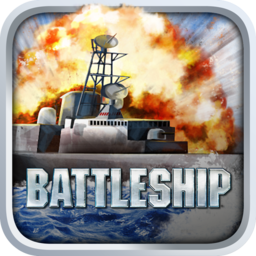 Logo for Battleship