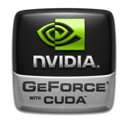 Logo for NVIDIA CUDA Drivers
