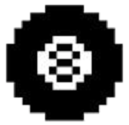 Logo for 8-Bitty Controller