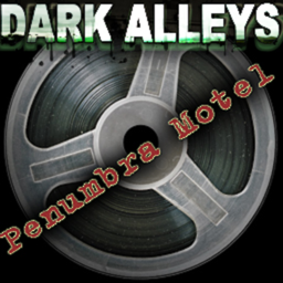 Logo for Dark Alleys: Penumbra Motel CE