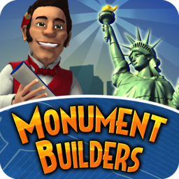Logo for Monument Builders: Statue Of Liberty