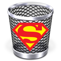 Logo for Supercan