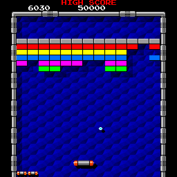 Logo for Mac Arkanoid