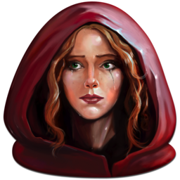 Logo for Cruel Games: Red Riding Hood