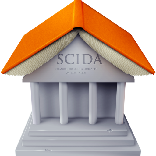 Logo for Scida