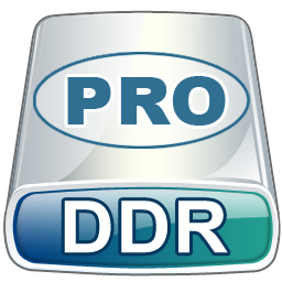 Logo for DDR Recovery