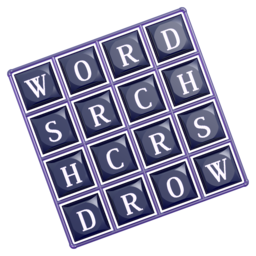 Logo for Whirlwind WordSearch