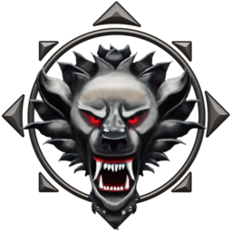 Logo for The Curse of the Werewolves CE