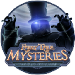 Logo for Fairy Tale Mysteries - The Puppet Thief PE