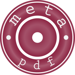 Logo for MetaPDF