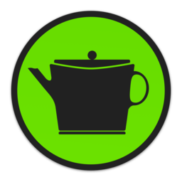 Logo for Tea Box