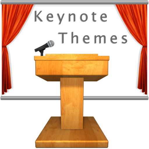 Logo for Themes Box for Keynote