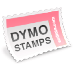 Logo for DYMO Stamps