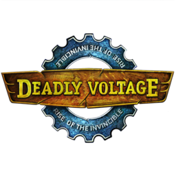 Logo for Deadly Voltage: Rise Of The Invincible