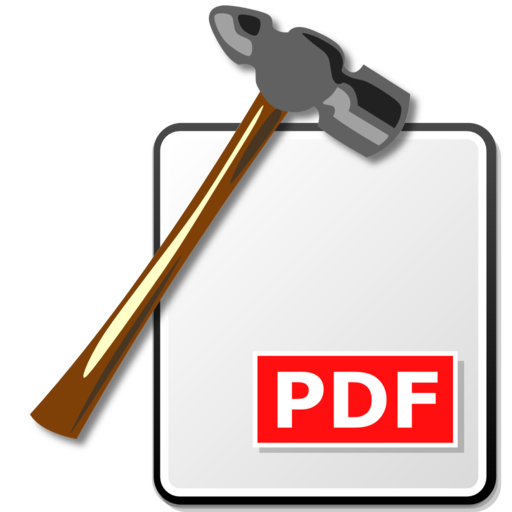 Logo for PDF Toolkit +