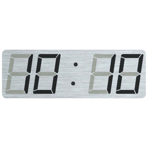 Logo for Digital Desktop Clock