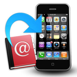 Backuptrans iPhone Contacts Backup & Restore