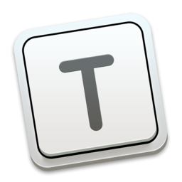 Logo for Textastic