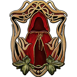 Logo for Dark Parables: The Red Riding Hood Sisters