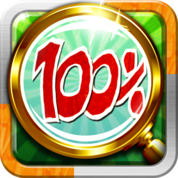 Logo for 100% Hidden Objects