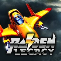Logo for Raiden Legacy