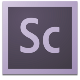 Logo for Adobe Scout CC