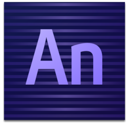 Logo for Adobe Edge Animate CC