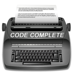 Logo for Code Complete Plugin