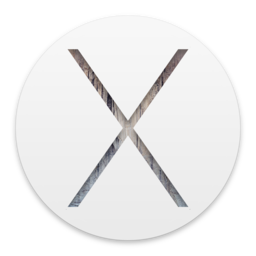 Logo for OS X Yosemite