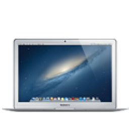 Logo for MacBook Air (Mid 2013) Software Update