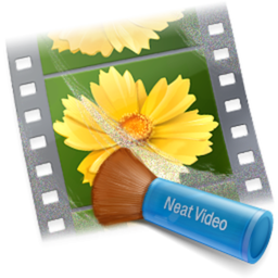 Logo for Neat Video for Avid