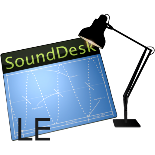 Logo for SoundDesk LE