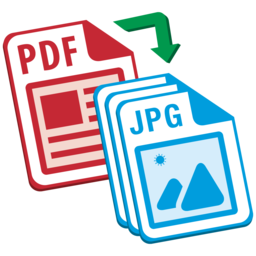 Logo for PDF to JPG