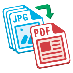 Logo for JPG to PDF