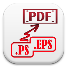 Logo for PS-to-PDF