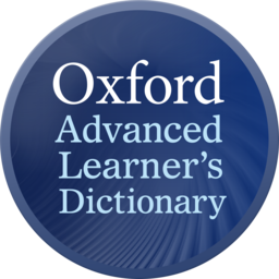 Logo for Oxford Advanced Learner's Dictionary