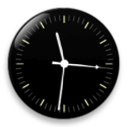 Logo for BlackClock