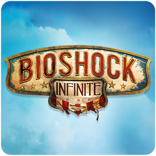 Logo for BioShock Infinite