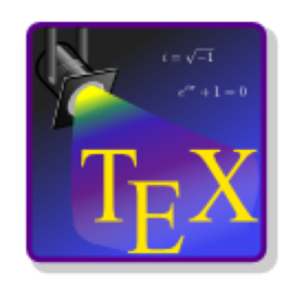 Logo for TeXstudio
