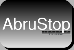 Logo for AbruStop Privacy Protection
