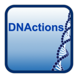 Logo for DNActions