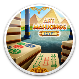 Logo for Art Mahjong Egypt