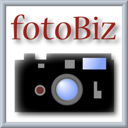 Logo for fotoBiz X