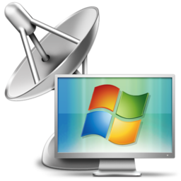 Logo for Remote Desktop Connection