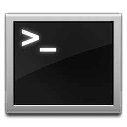 Logo for terminal-notifier