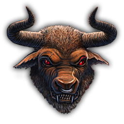 Logo for Spirits Of Mystery: The Dark Minotaur