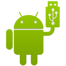 Logo for Android File Transfer
